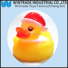 floating LED rubber duck , LED rubber duck baby toy for kids
