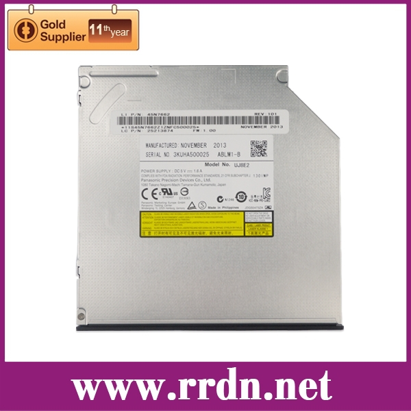 Panasonic UJ8E2 Super Slim 9.5mm Tray Load DVD RW Drive