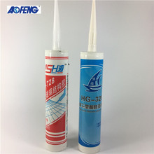 Quality Assurance sealant acetic silicone sanitary ware rtv acetic/neutral