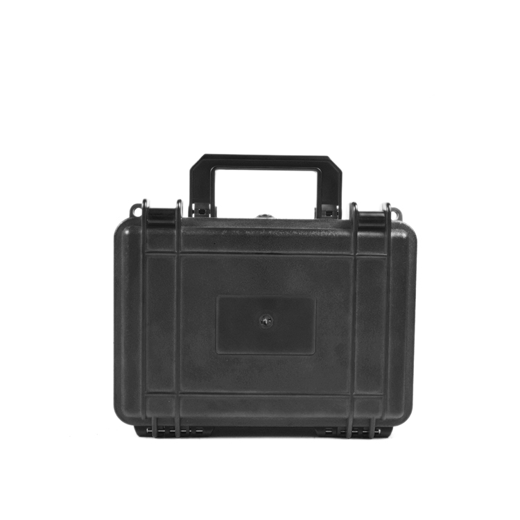 China wholesale black equipment ABS plastic tool carrying case