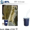liquid silicon rubber for stone veneer molds making