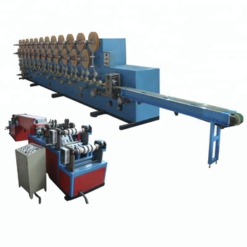 Automatic RYO Cigarette Paper rewinding slitting Machine