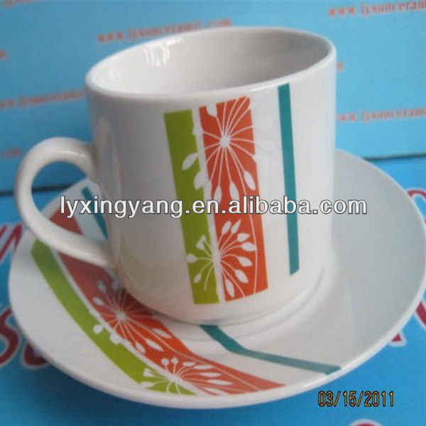 tea cup&saucer set,dinnerware tableware,decorative tableware