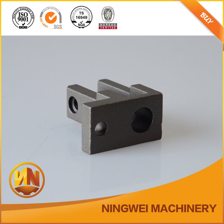 cnc machining metal turned part textile machinery casting parts
