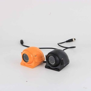 4 Pin Heavy Duty Car Side View CCD Reverse Camera 90 Waterproof Bus Truck Caravan Camera