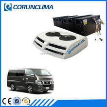 Transport ac air cooling system van roof mount air conditioning