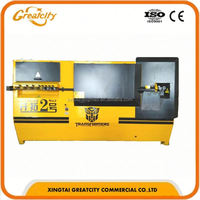 Easy to operate and maintain Skillful manufacture 2d cnc wire forming machine bending machine in China