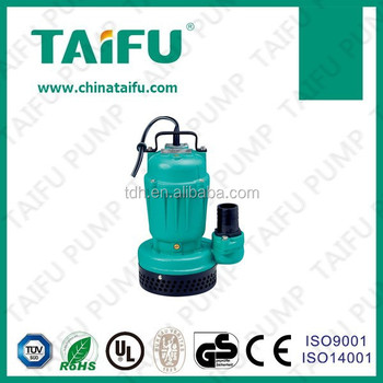 electric submersible water pump china taifu 1hp