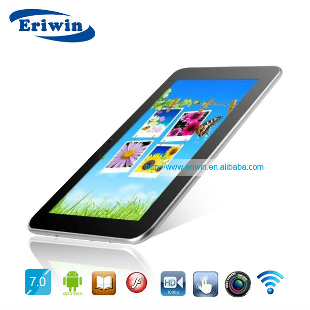 ZX-MD7004 7.0 inch Capacitive Multi-touch Screen wifi camera android 4.0 a13 tablet pc software download