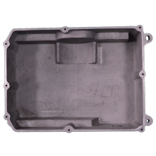 custom make A356 aluminum alloy gravity casting