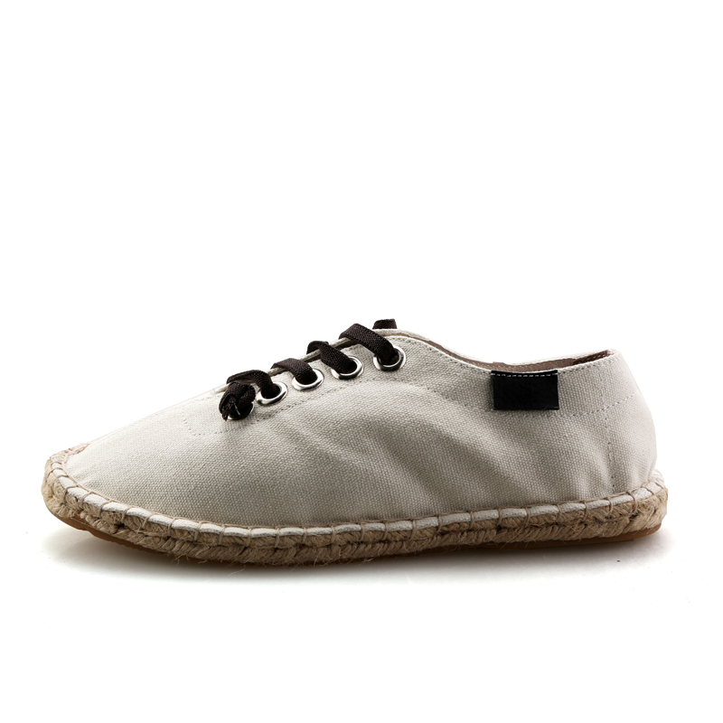 Factory Men Slip On Flat Espadrille