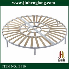 circle round bed queen size