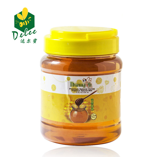 KOSHER certification mature natural rape honey