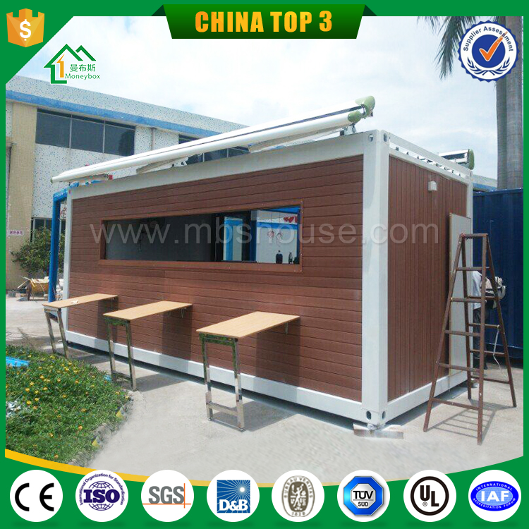 Commercial outdoor mobile coffee shop,customize wooden food kiosk