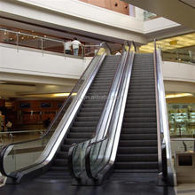 1000mm step width JFUJI VVVF automatic Escalator and moving walk price for shopping mall
