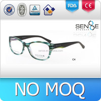 2015 hotest style acetate optical frame wholesale