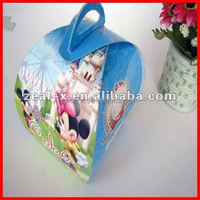 high quality clear pet cupcake boxes packaging design wholesale