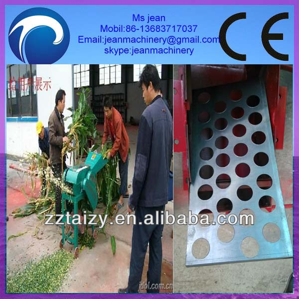 house used best design mobile straw crusher(0086-13683717037)