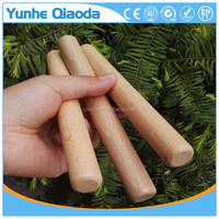 China Factory Customize Solid Wooden Round