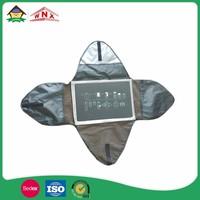 Cheap Fold Reusable T-shirt Foldable Garment Duffel Bag