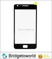 Outer Front LCD display Touch Screen Glass Panel Lens For Samsung Galaxy S2 i9100 i9105 B