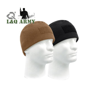 Military Style Tactical Watch Cap/Beanie w/Loop Field