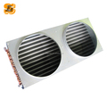 shenglinhigh wall fan coil unitstainless steel tube flat condenser