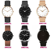 fashion unisex styles lowest MOQ charm wrist watch