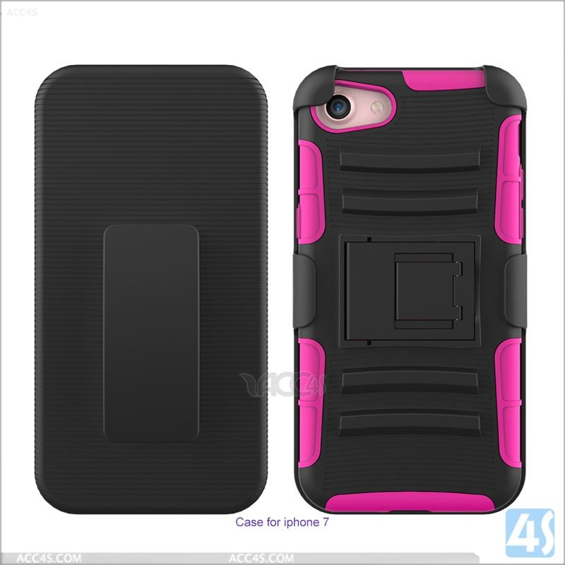 Hard Shockproof Case Heavy Duty Armor Case cover For Iphone 7 Mobile Case