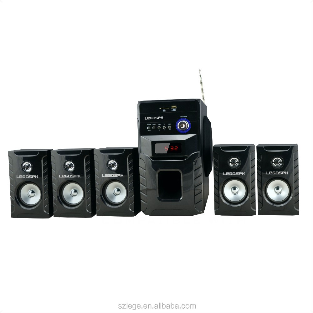 Active Home theatre 5.1 ch Home Theater Speaker System,5.1 home theater bluetooth