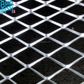 Diamond Shape Opening 304 316 Stainless Steel Expanded Metal Mesh