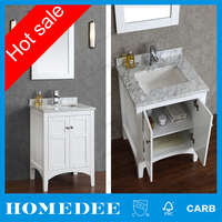 Solid Wood Modern Style Bathroom Vanity Cabinet Products in America