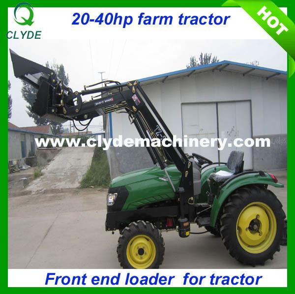 Tz Series Garden Front End Loader Tractor Front Loader For