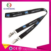 Screen Printing Custom Lanyard Colorful Waterproof Keychain