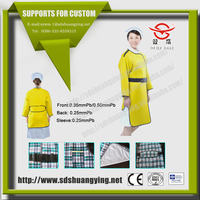 Best quality oem radiation protection rubber jacket