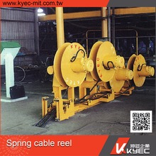 KYEC manufacturer steel cable reel stand