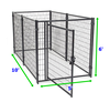 dog kennel wholesale / dog playpen / pet fence
