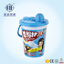heat press transfer printing film for plastic cup