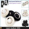 Resin Metal Shank Sewing Buttons