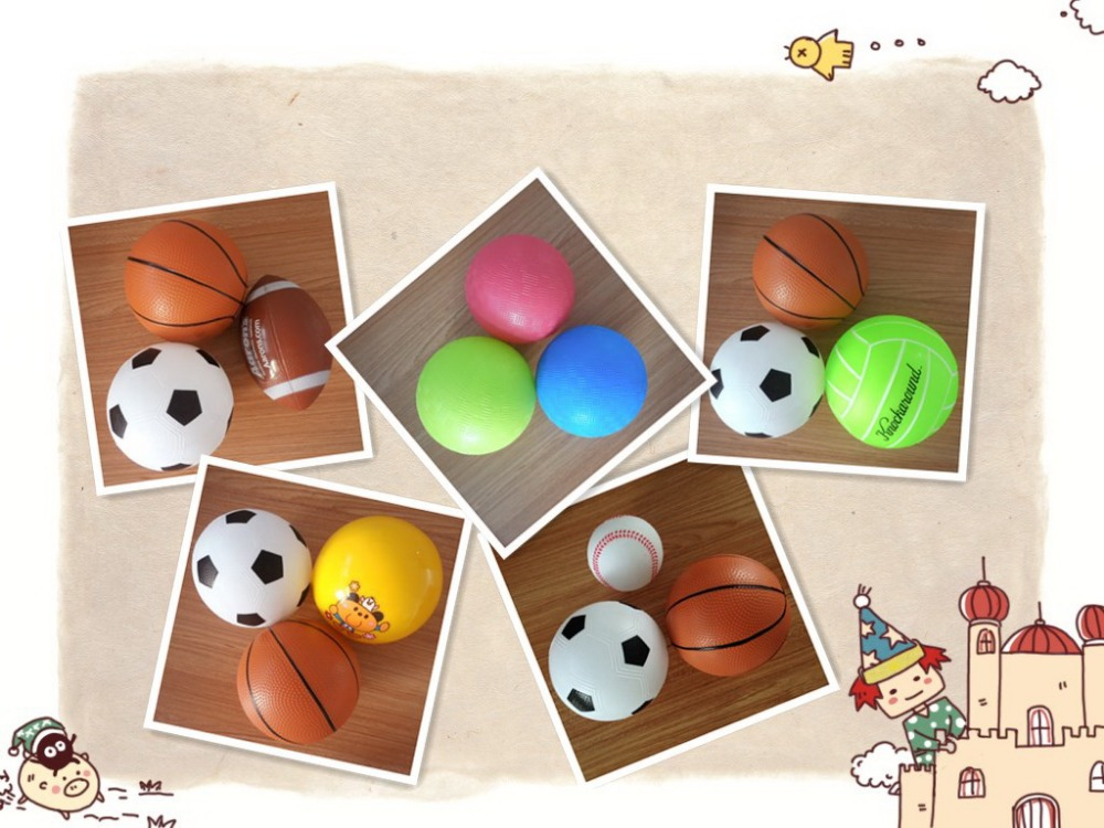 High Quality 3pk Sport ball for kids