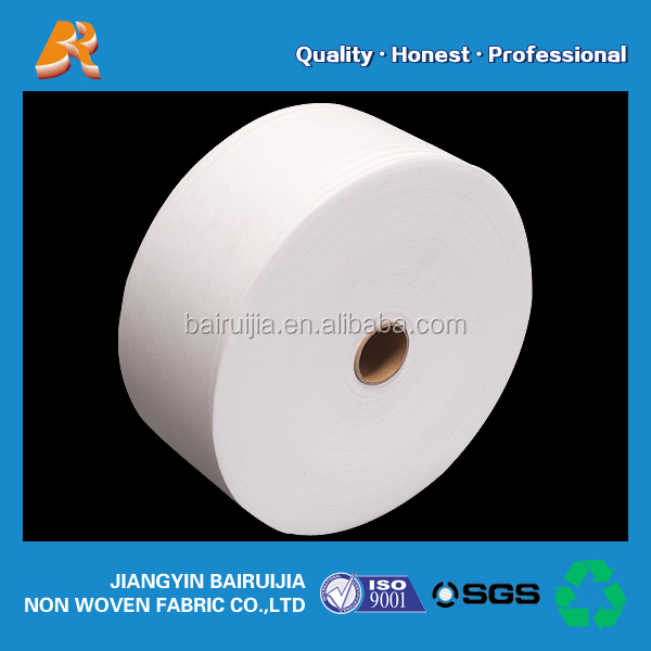 100% virgin-BFE99% melt blown pp non woven fabric for face mask