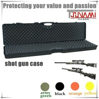 Double Rifle Case Model B136 Tactical Gun Case Leather Rifle Cases