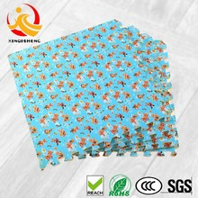 Kids interlocking EVA Gym judo exercise tatami mats