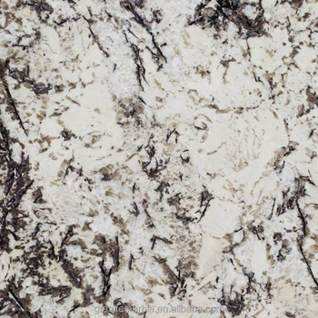 Delicatus white granite slab for granite table and countertop with low price