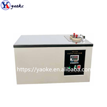 Lab Solidifying point tester for petroleum products