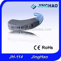 High quality open fit hearing aid