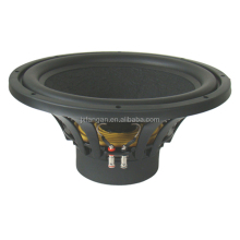 10 powered dual 15inch 18 inch car subwoofer 18 inch