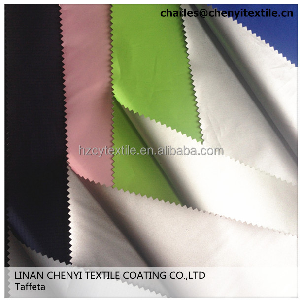 High Quality Dyed waterproof umbrella fabric