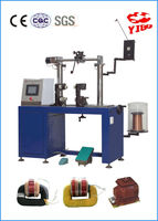 automatic toroidal winding machine power voltage transformer winding machinery