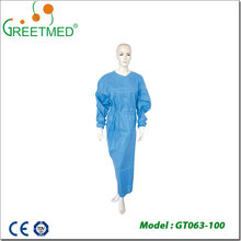 Popular and cheap SMS surgical gown